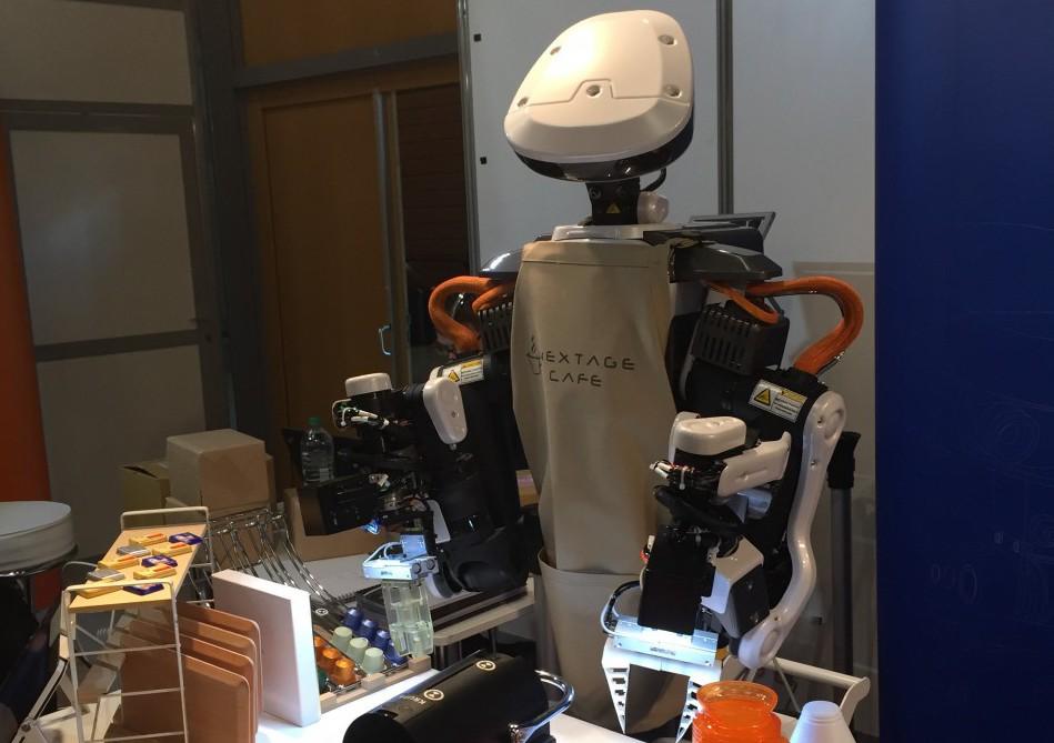La robotique enfin libérée de Carel Kapek !